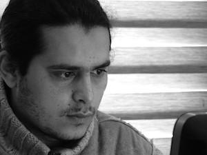 Yasser Abu Shaqra - Portrait - May 2015