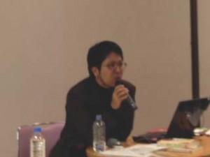 講師:鵜戸聡さん