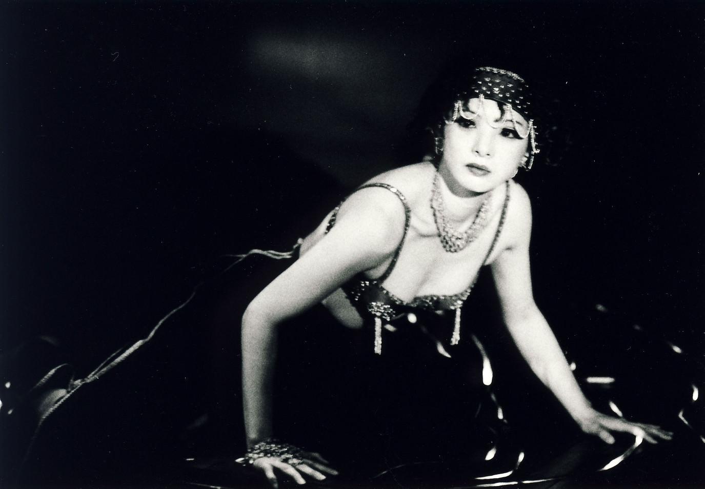 ク・ナウカ『サロメ』 1991年 写真提供:ク・ナウカ